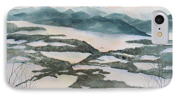 Mount Philo Winter IPhone Case
