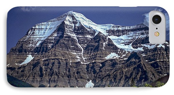 Mount Robson IPhone Case