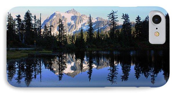 Mount Shuksan IPhone Case