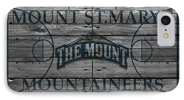 Mount St Marys Mountaineers IPhone Case