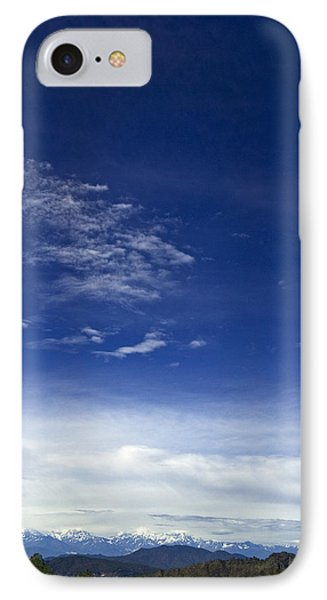 Mountain And Sky IPhone Case