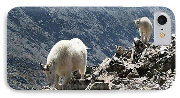 Mountain Goats 2 IPhone Case