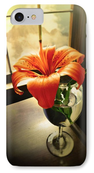 Mountain Lily IPhone Case