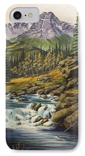 Mountain Of The Holy Cross IPhone Case