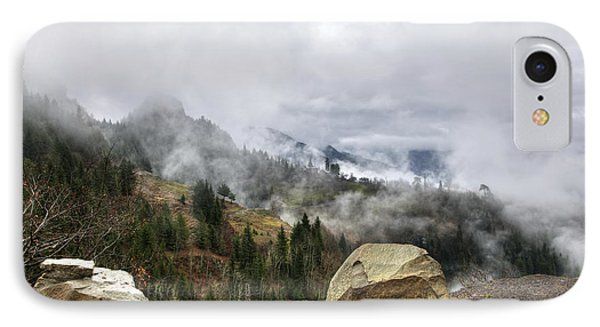 Mountain Pass IPhone Case