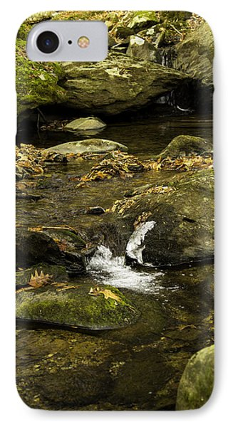 Mountain Pools IPhone Case