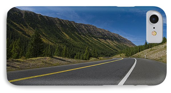 Mountain Road IPhone Case