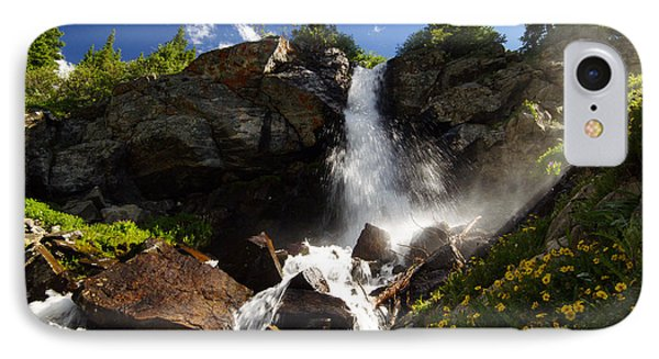 Mountain Tears IPhone Case
