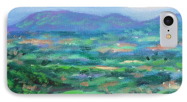 Mountains And Valleys- Summertime Along The Blue Ridge Parkway IPhone Case