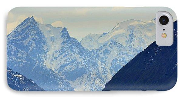Mountains Near Matanuska Glacier IPhone Case