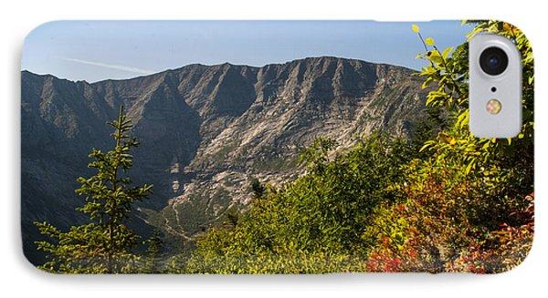 Mt. Katahdin From Hamlin Ridge IPhone Case