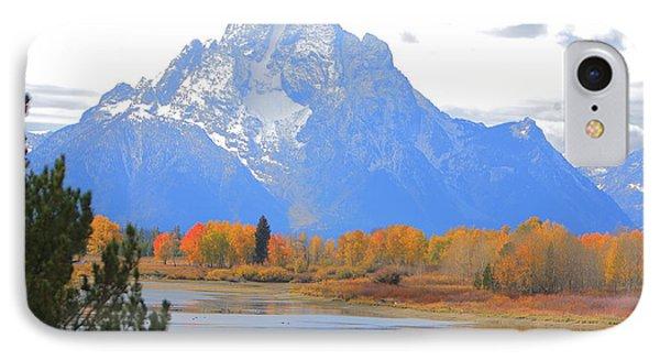 Mt. Moran Majesty IPhone Case