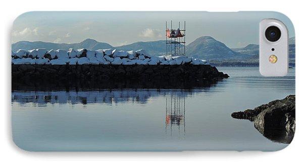 Mt. Point Winter IPhone Case