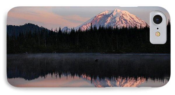 Mt. Rainier From Surprise Lake IPhone Case