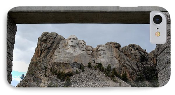 Mount Rushmore Grand View Terrace IPhone Case