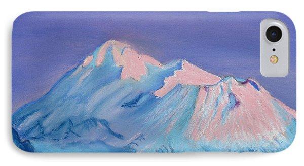 Mt. Shasta California IPhone Case