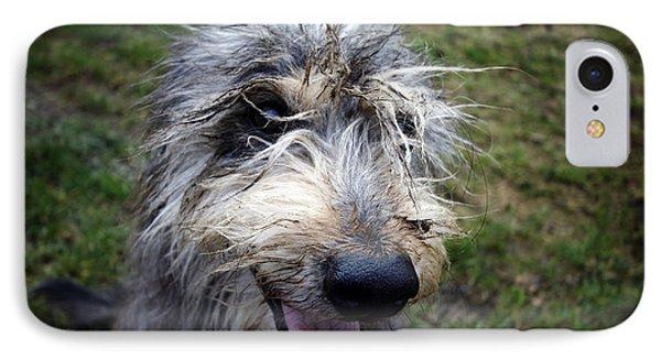 Muddy Dog IPhone Case