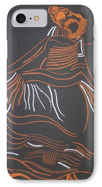Muganda Lady - Uganda IPhone Case