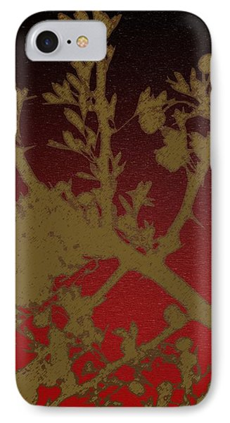 Mullberry Bush IPhone Case