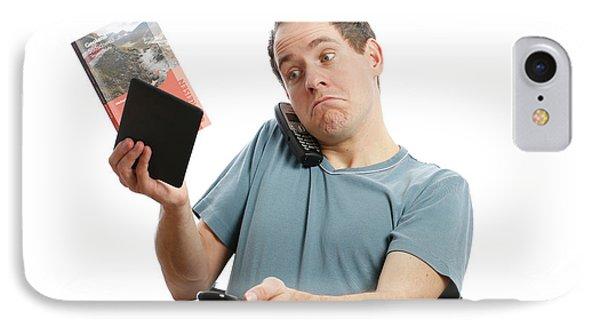 Multimedia Overload IPhone Case