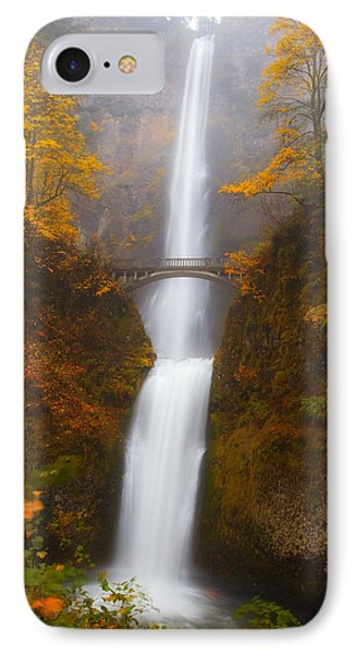 Multnomah Morning IPhone Case