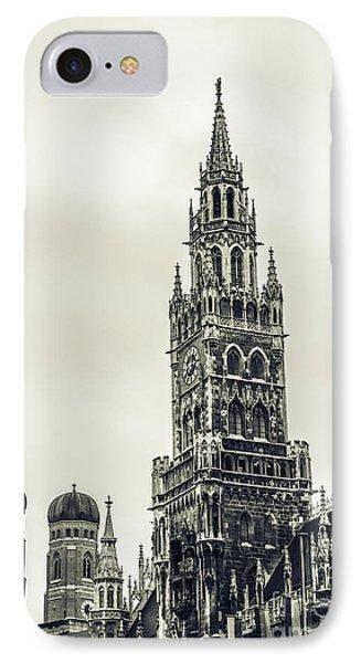 Munich - Ancient IPhone Case