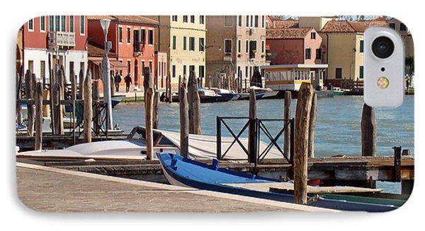 Murano Dock IPhone Case