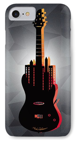 music NYC  IPhone Case