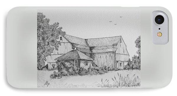 My Barn IPhone Case