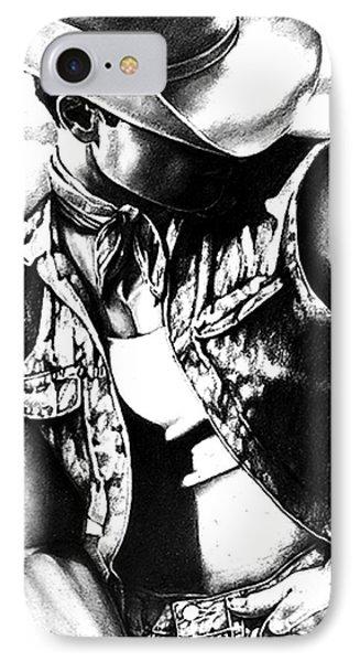 My Cowboy Man IPhone Case