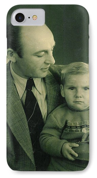 My Dad - My Angel IPhone Case