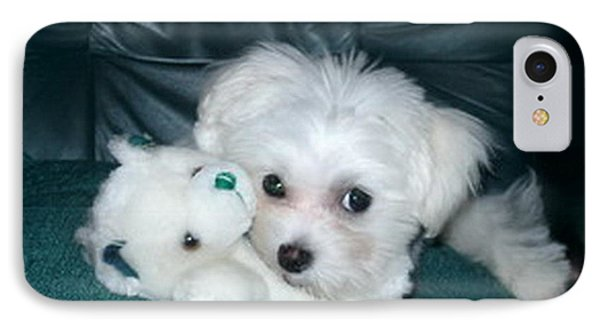 My Dog Maggie IPhone Case