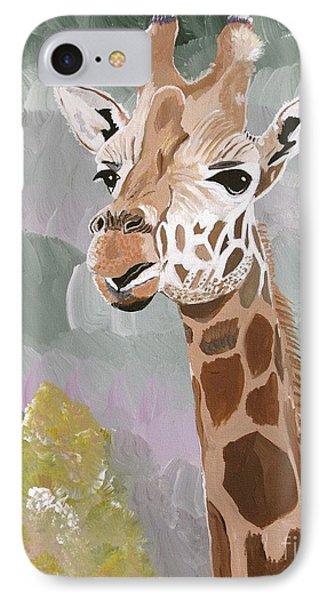 My Favorite Giraffe IPhone Case