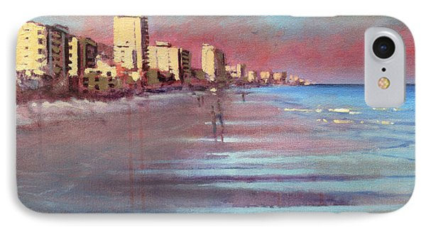 Myrtle Beach Evening IPhone Case