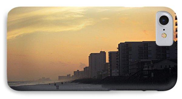 Myrtle Beach Sunset IPhone Case