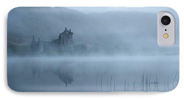 Castle iPhone 8 Case - Mysterious by Susanne Landolt