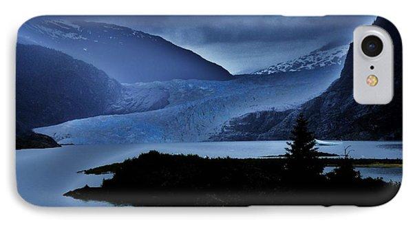 Mystic Glacier IPhone Case