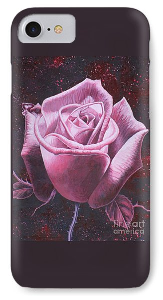 Mystic Rose IPhone Case