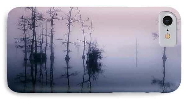 Mystical Morning On The Lake IPhone Case
