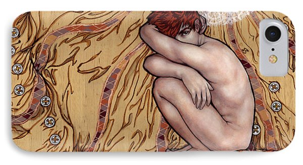 Naked Man In A Clothed World IPhone Case