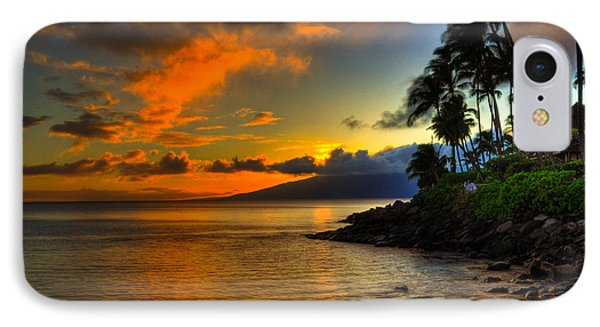 Napili Sunset IPhone Case