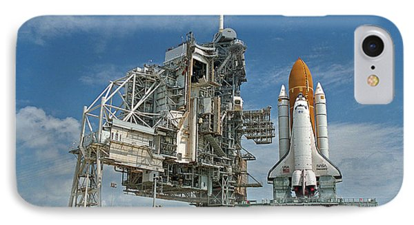 Nasa Discovery Pre-launch IPhone Case