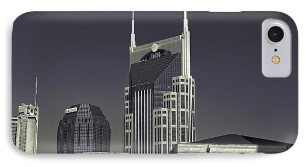 Nashville Tennessee Batman Building IPhone Case