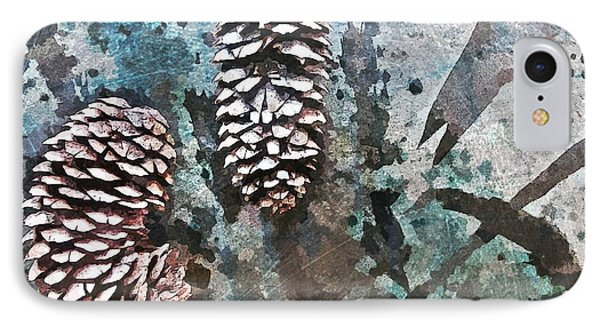 Nature Abstract 87 IPhone Case