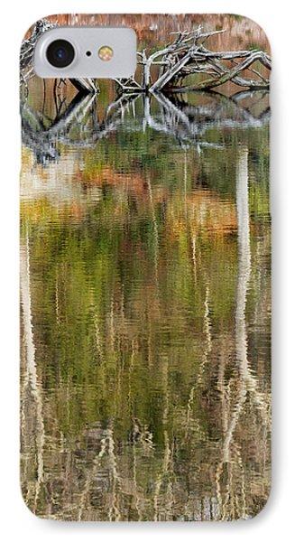Nature Made Portrait IPhone Case