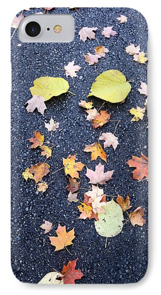 Nature Meets The Pavement IPhone Case