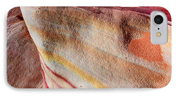 Sand iPhone 8 Case - Nature's Valentine by Chad Dutson