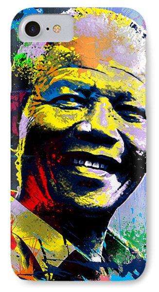 Nelson Mandela Madiba IPhone Case