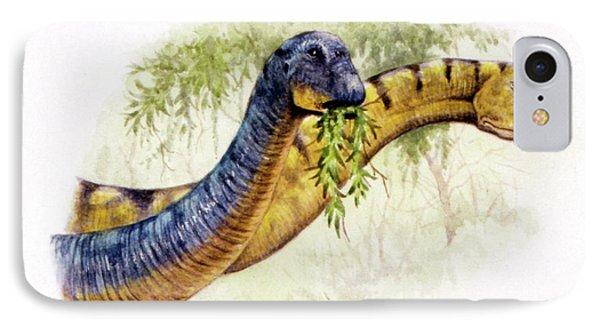 Nemegtosaurus Dinosaurs IPhone Case