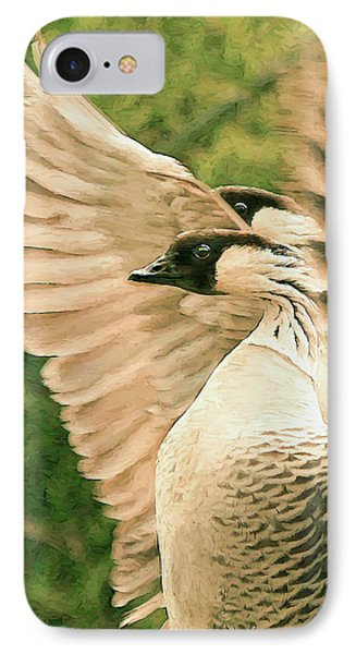 Nene Goose IPhone Case